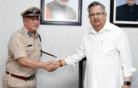 Chief Minister extends best wishes to new Nagaland DGP Longkumeer