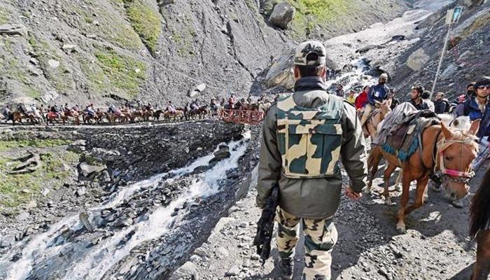 Amarnath Yatra begins amid 'biggest' security