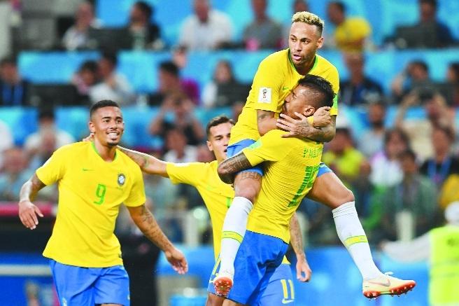 Brazil canter