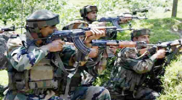 Army attacks NSCN-K camp in Myanmar, inflicts 'casualties'
