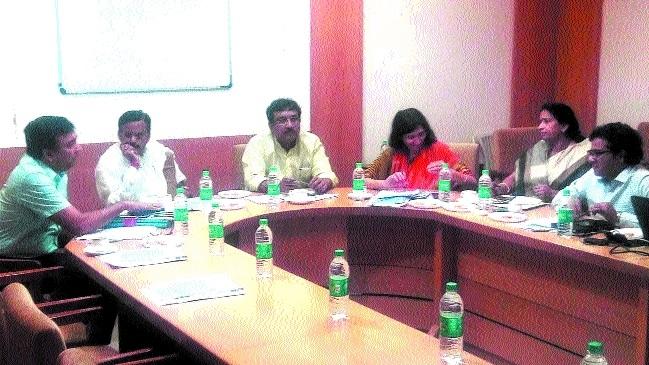Pranam Pathshala Vidyala Uphar Yojana meet held