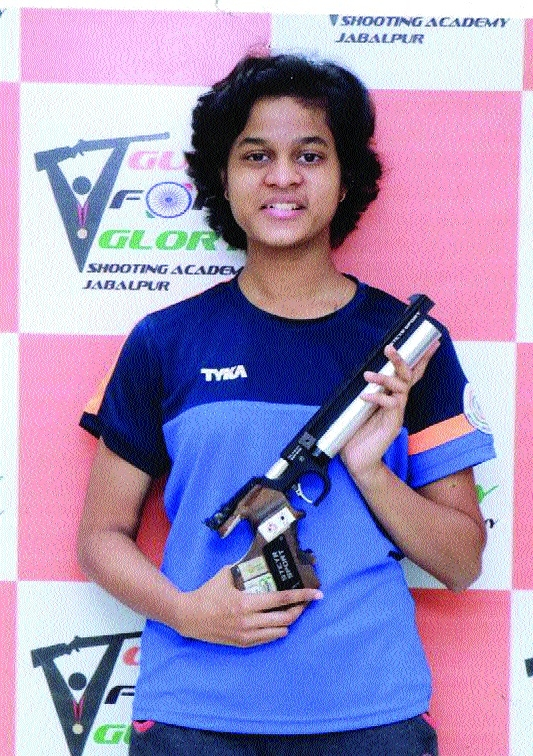 MP shooter Mahima wins bronze in Junior World Cup