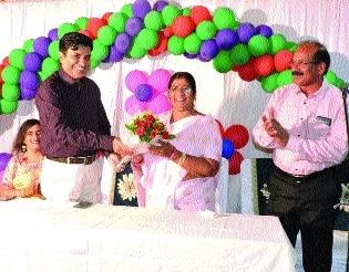 Sundarani accorded farewell