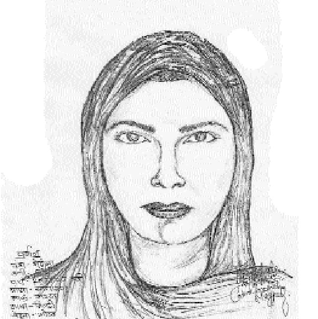 Clueless Ajni cops release sketch of woman involved in Rs 9 lakh burglary