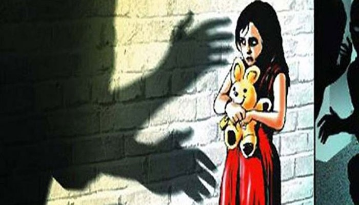 Senior citizen arrested for raping a minor girl