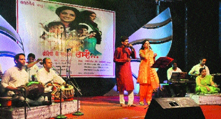 Swarved's musical tributes to actress Sridevi highlights nostalgic 'Lamhe'