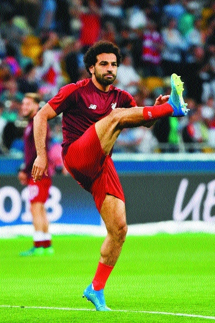 Egypt pin hopes on Salah