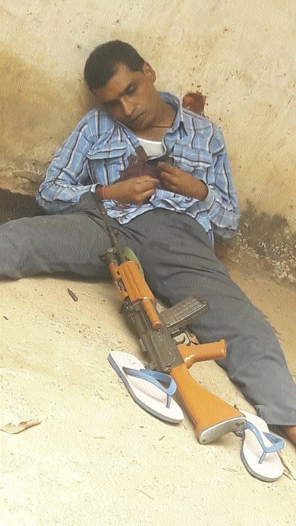 Constable shoots himself dead