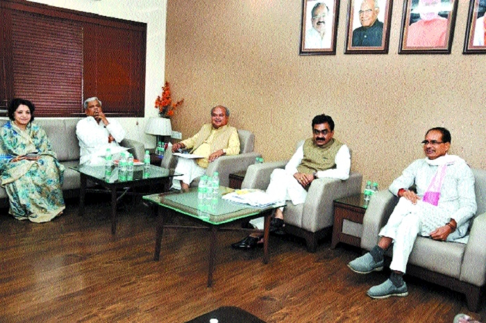 BJP gears up for polls, declares committees