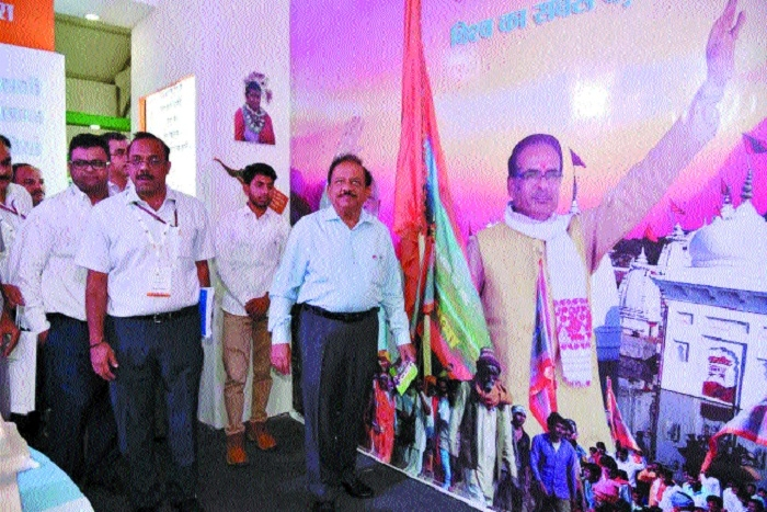 Minister Dr Hashvardhan lauds environment conservation efforts in MP