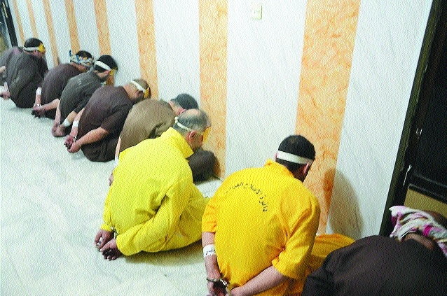 Iraq executes 13 convicted terrorists