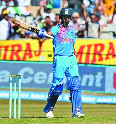 India hammer hapless Ireland