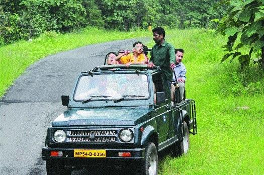 TATR buffer safari during rainy season doubtful