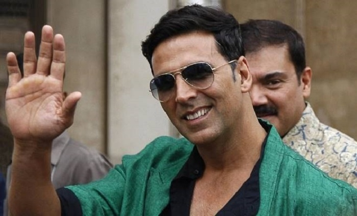 Akshay Kumar face of Govt's road safety campaign