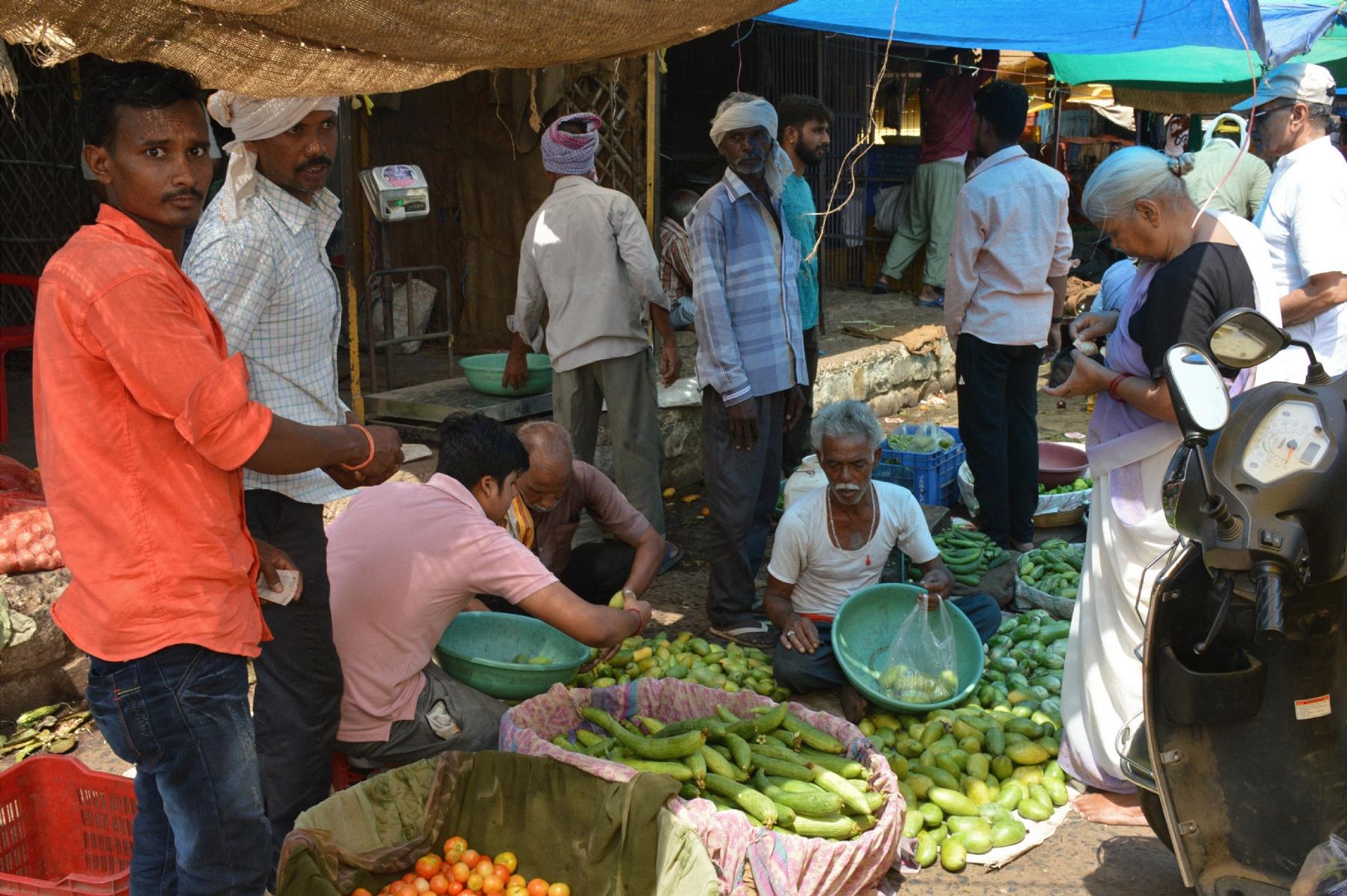 Farmers' strike hits supply of fresh veggies, goods in mandis