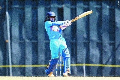 India bundle out Malaysia for 27in 142-run win
