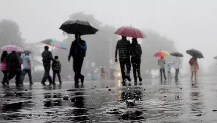 S-W monsoon sets in K'taka with widespread rainfall