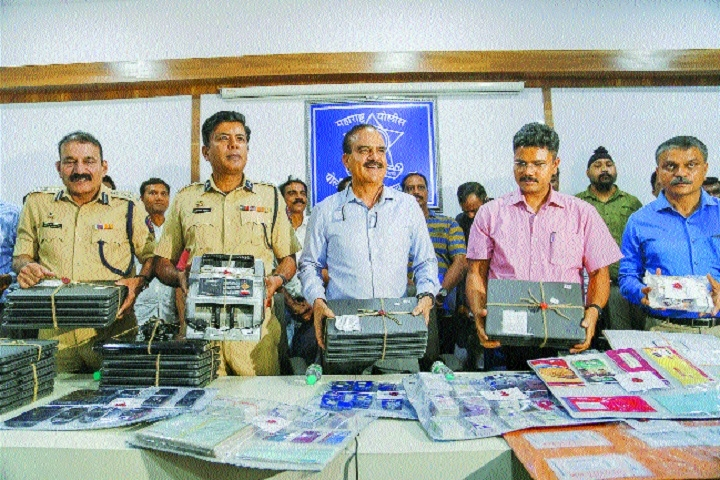 Rs 500 cr cryptocurrency racket busted; one held