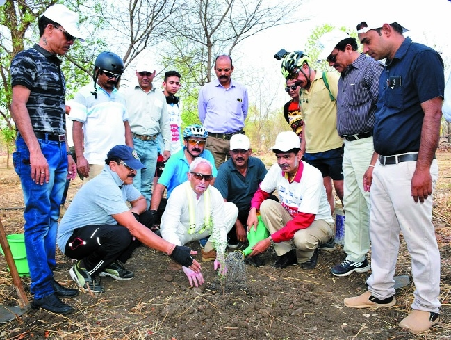 World Environment Day celebrated at IGRMS