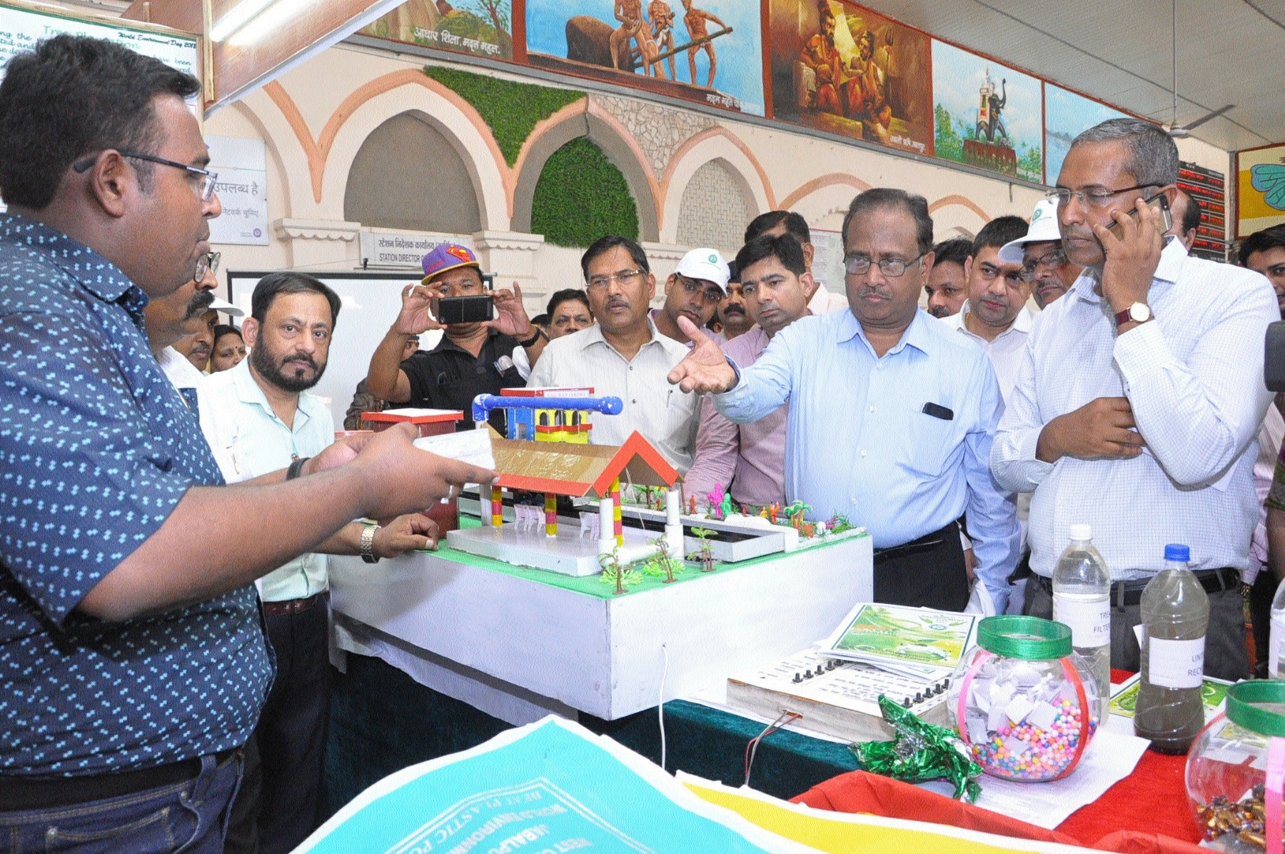WRC holds exhibition on World Environment Day