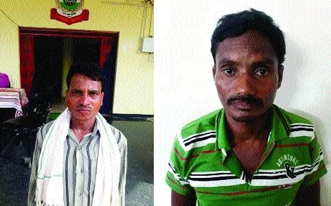 3 Hardcore Naxals held in Bijapur