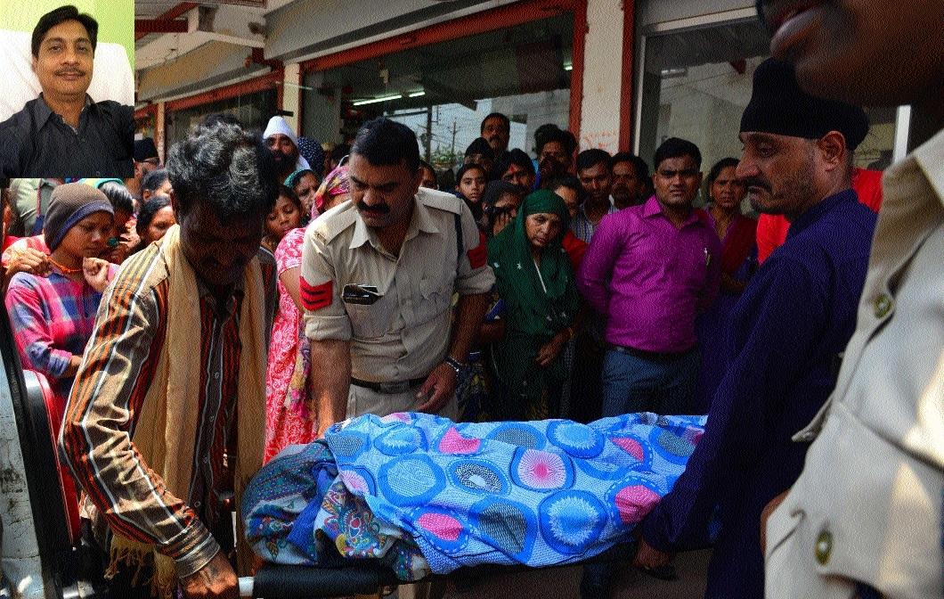 Rinku Khanuja commits suicide