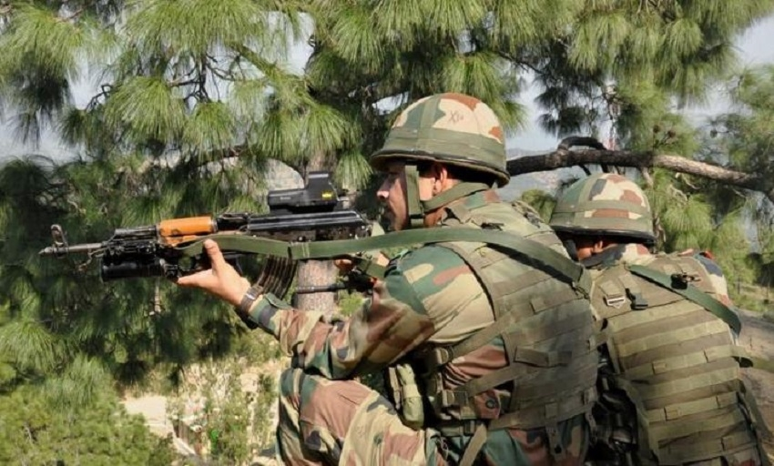 Major infiltration bid foiled along LoC, three ultras killed