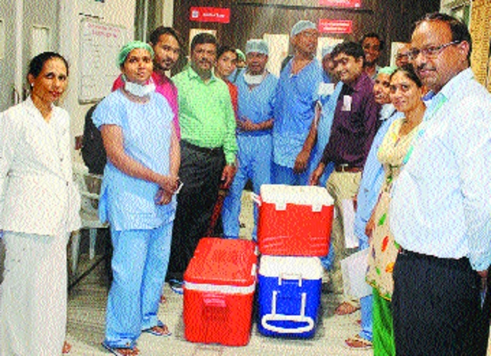 Organ donation gives new lease of life to three patients, eyesight to two