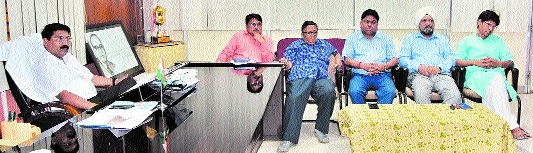 Vital decisions taken in RDU Admission Committee meet