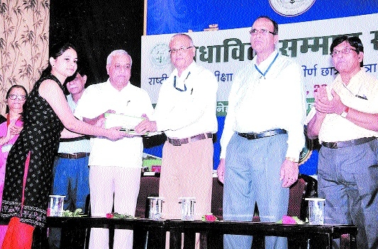 70 JNAU students feted for cracking NEET, ARS