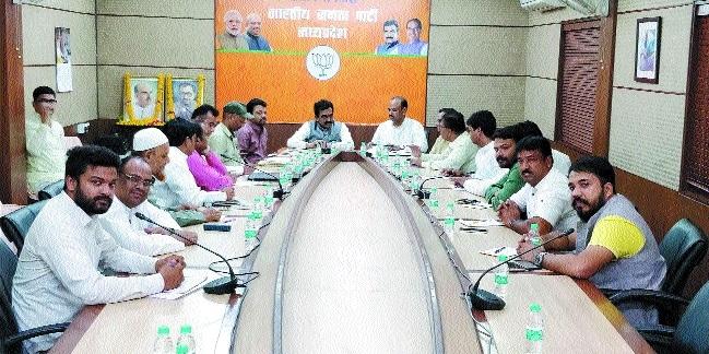 BJP ensured equal opportunities, respect to minorities: Rakesh Singh