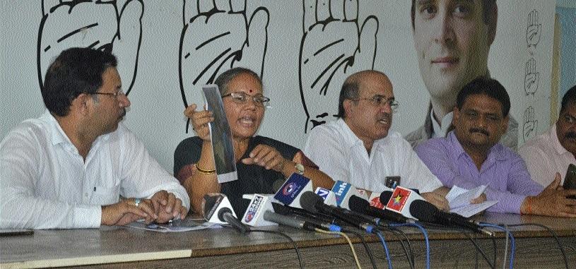 Cong terms Rinku Khanuja's death as political murder