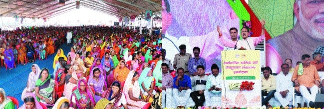 'Sambal Yojana monitoring panel will have women too'