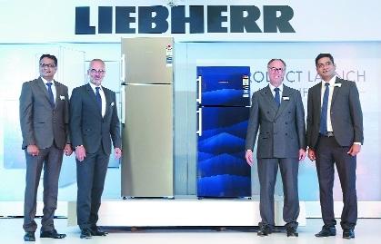 Liebherr launches range of refrigerators