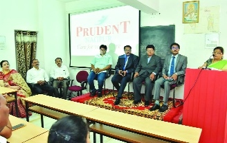 Prudent Nagpur getting good response, starts admissions for second batch