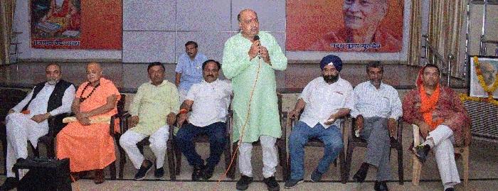 BJP meet: Arrangements to welcome Amit Shah discussed