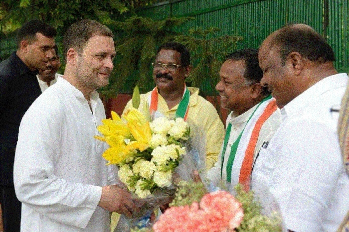 Rahul Gandhi invited for Adivasi Cong's convention