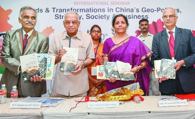 No review of stand on CPEC: Nirmala