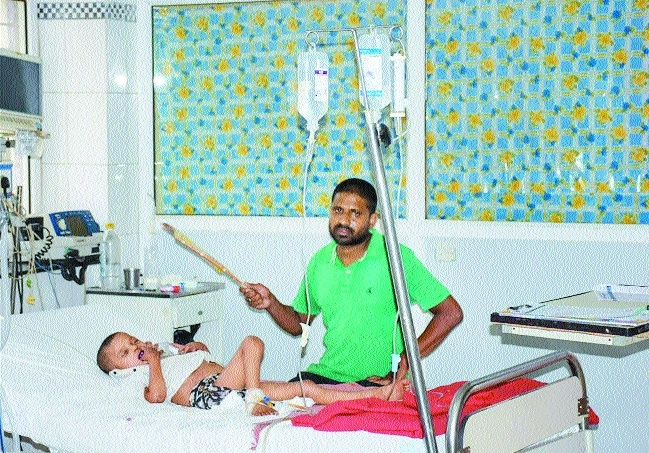 5 die in Kanpur hospital ICU; relatives allege AC failure