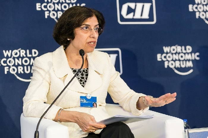 Sarita Nayyar appointed to WEF Managing Board