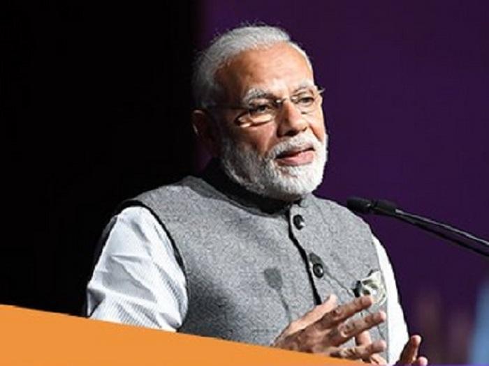 Modi reviews Andaman, Nicobar isles as 'islands of development'