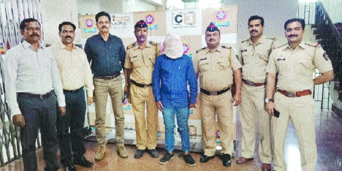 C3 team arrests youth from Pune for defrauding cellphone buyers