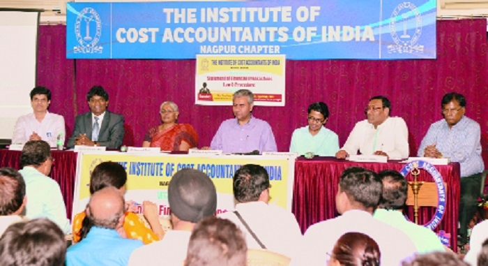 'Cost accountants should ensure compliance of SFT'