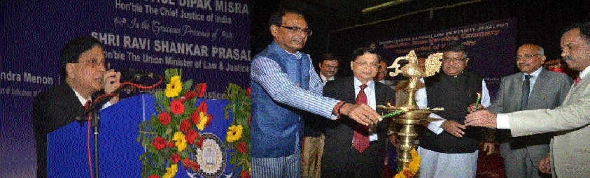Legal education must to strengthen democracy: CJI Misra