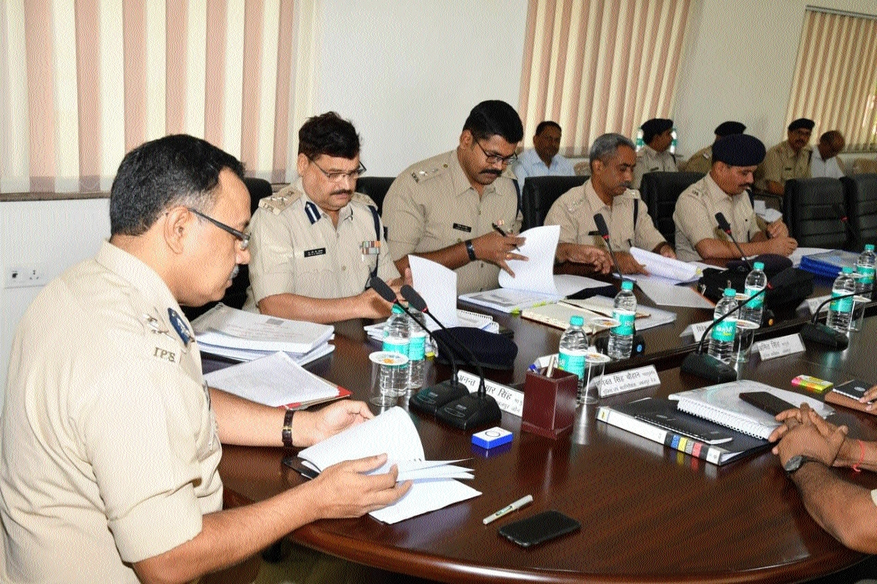 IG A K Singh emphasises over maintaining law and order