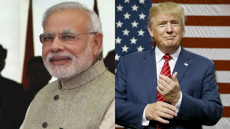 Modi 2nd most influential world leader on Twitter after Trump