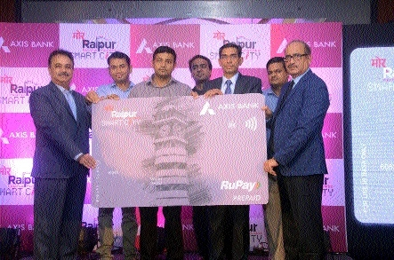 RSCL launches 'Raipur Smart Card' for citizens