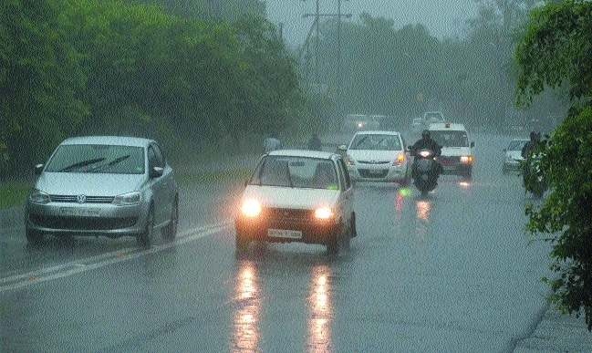 Heavy rains likely in isolated parts of State