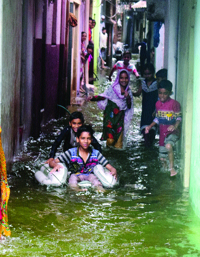 Warning: Heavy rains in many parts of MP