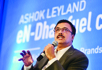 Ashok Leyland, HPCL launch co-branded fuel card